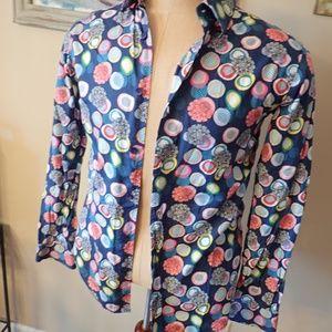 Men's Desigual Button Up Shirt - Unique Print